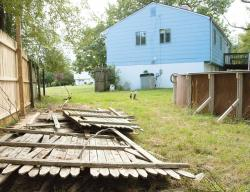 As the number of vacant and abandoned homes has increased in recent years, some local governing bodies have enacted laws to address issues with property maintenance.  PHOTOS BY MATT DENTON