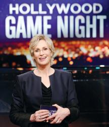 Jane Lynch  PHOTO COURTESY OF NBCUniversal
