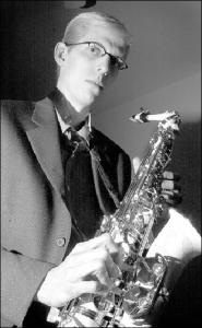 VERONICA YANKOWSKI  Scott Wright, a Middletown resident, has played in concert venues around the world. He is now opening a private saxophone teaching studio.