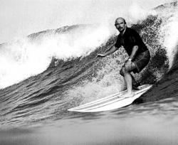 """A surfer and surfing advocate, William """"Doc"""" Rosenblatt has a new title -— Kahuna of the Year — given by the Surfers' Environmental Alliance of Long Branch."""